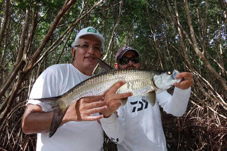 Initiation pêche au leurre