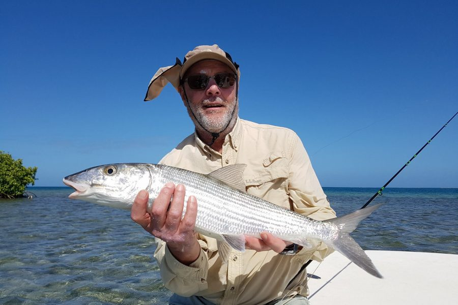 American Week ( 2nd episode ) Bonefish