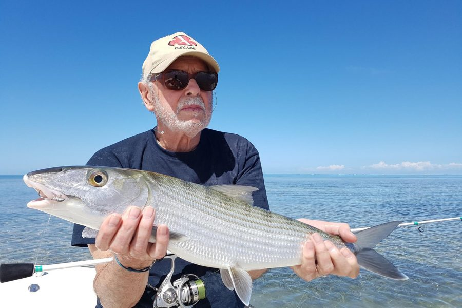 84 bougies « Bonefish time »