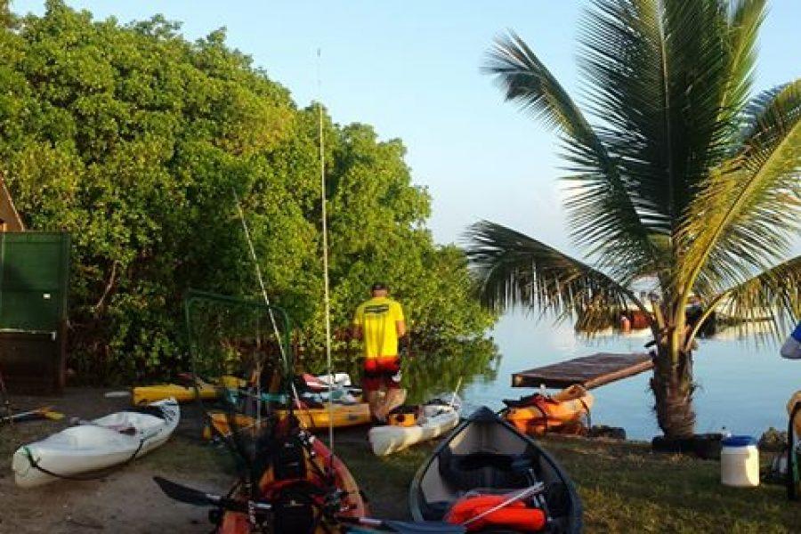 Huitième Challenge Pêche 2016 – Vieux Habitant en kayak