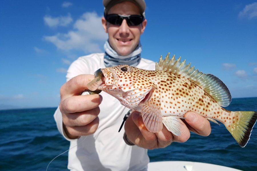 Les sorties pêche dans le vent #1