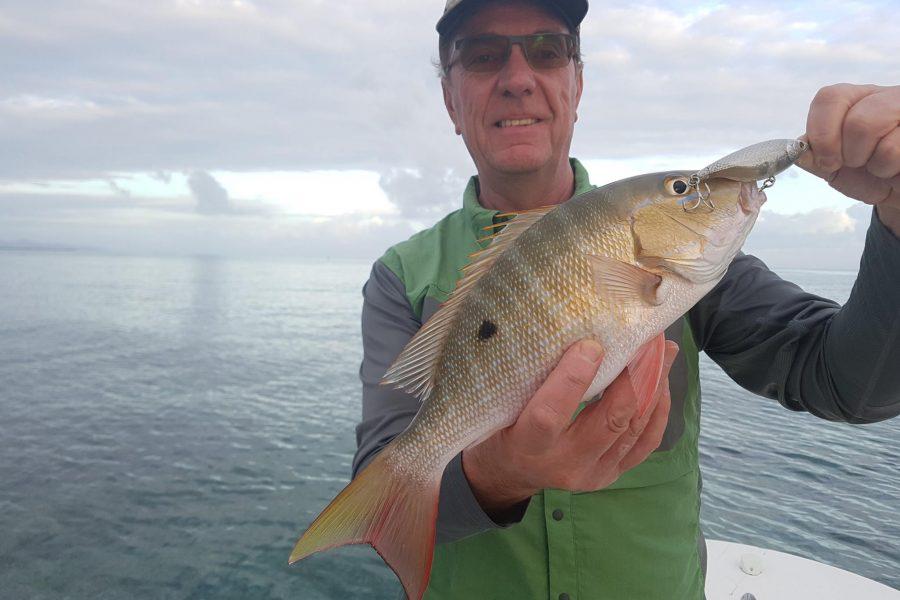 Les sorties de pêche dans le vent !