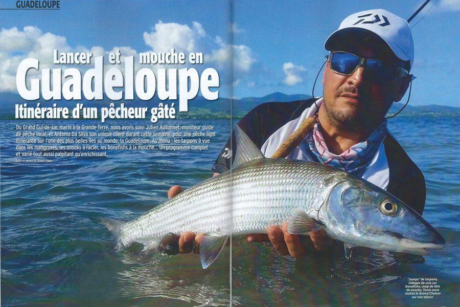 Lancer et mouche en Guadeloupe «Partir pêcher N°50»