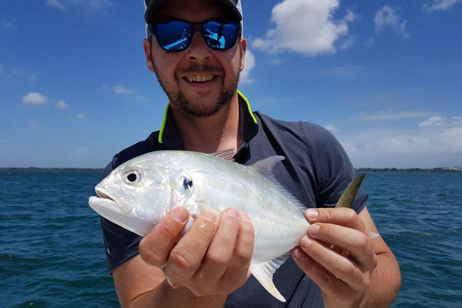 Guidage de pêche en Guadeloupe