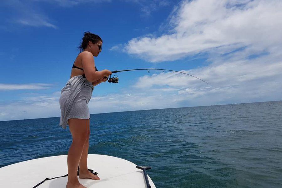 Gros poissons de Guadeloupe
