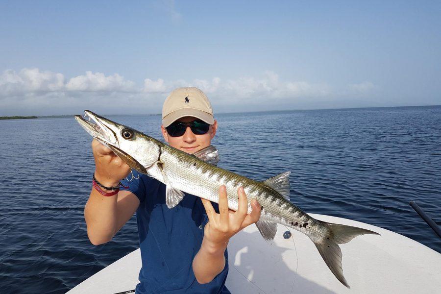 Pêche du Tarpon en Guadeloupe