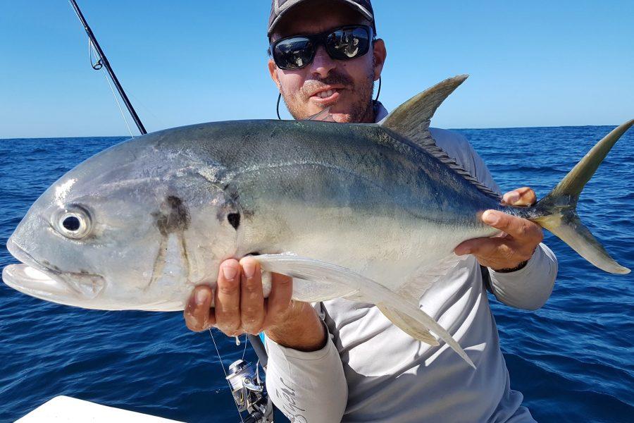Voyage de pêche au Costa Rica
