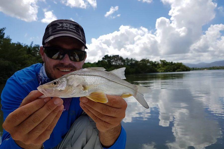 Une journée de pêche réussi à bord du SKIFF