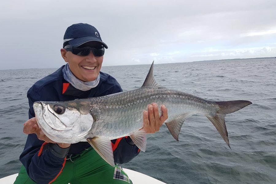 Semaine de pêche en Guadeloupe