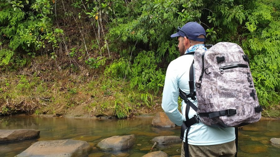 Scarna Fishing Episode 2 : Expédition pêche dans la jungle de Guadeloupe