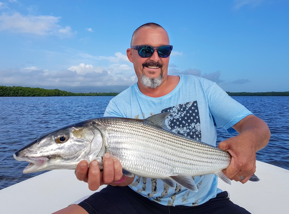 fly fishing in guadeloupe
