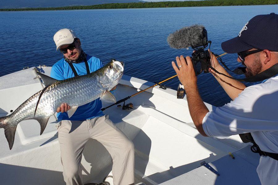 Scarna Fishing Episode 3 : Combat épique avec un poisson légendaire : le tarpon