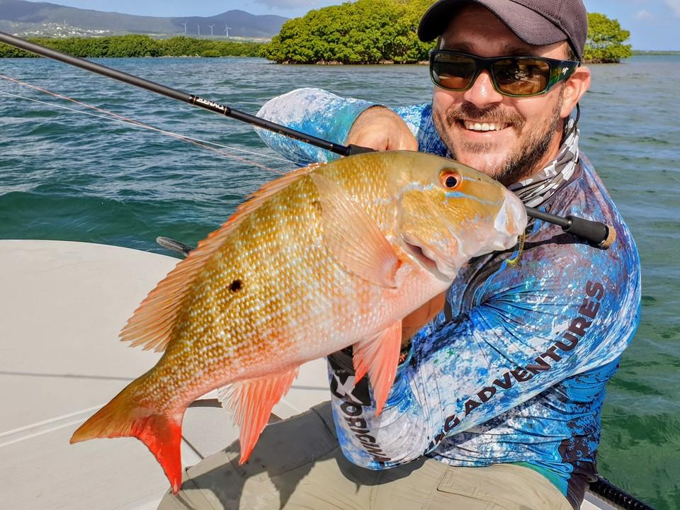 pêche guadeloupe