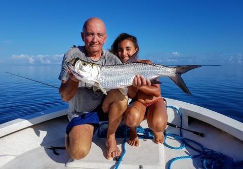 Le partage de bons moment à la pêche