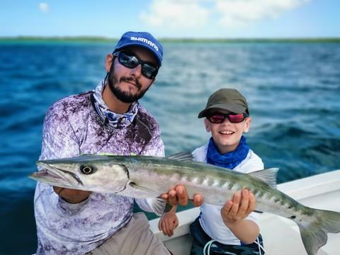 Pêche guidée en Guadeloupe