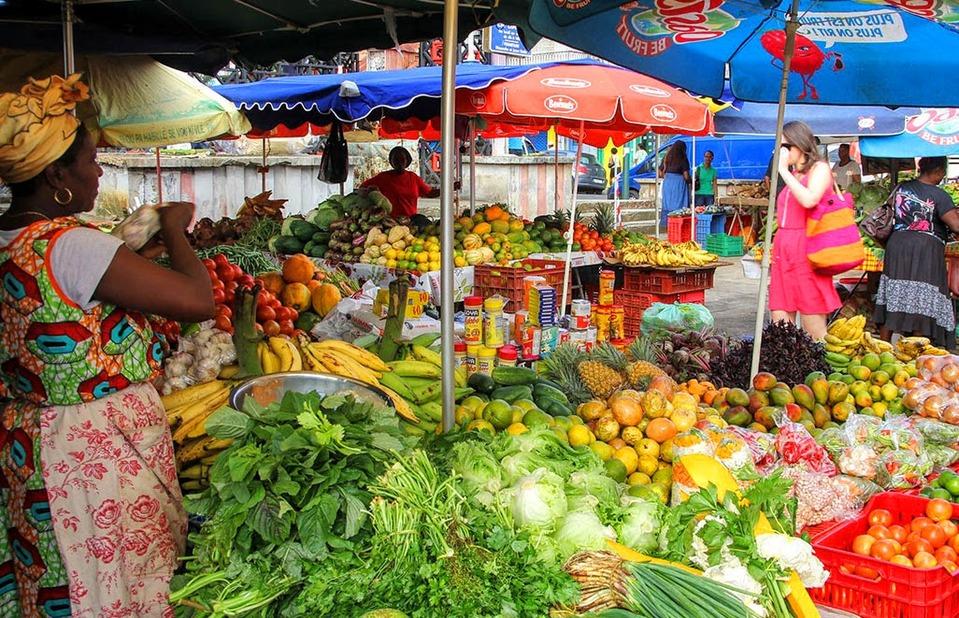 Pointe-à-Pitre Market